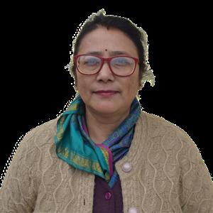 Mrs. Nima Dolma Lama
