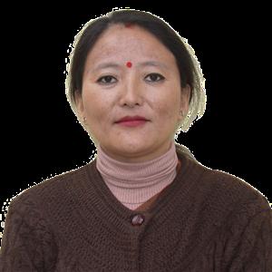 Mrs. Anjila Tamang