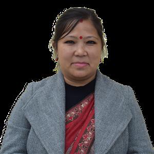 Mrs. Manisha Tamang